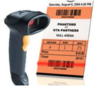 Secure Scan Barcoding System