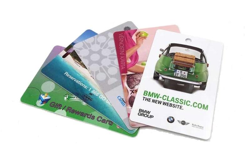 Plastic / PVC Cards