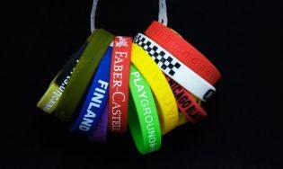 Wrist Band – Silicone