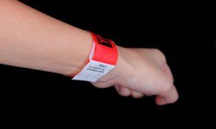 Wrist Band – Tyvek LITTER FREE
