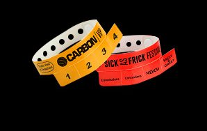 4-Stub Wristbands