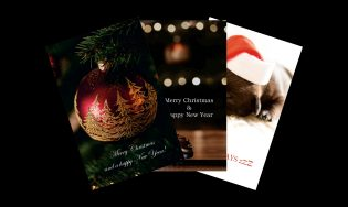 Greeting Cards – Portrait