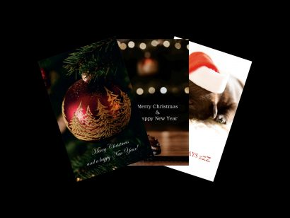 christmas card portrait samples