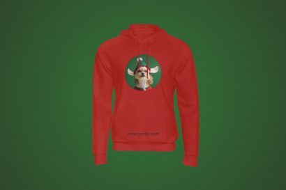 sweatshirt printing for the holidays toronto
