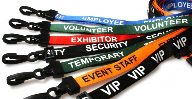 Items To Help You Identify & Organize Your Event