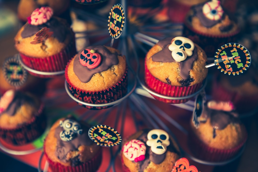 What You'll Need for A Sweet Halloween Party